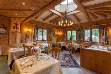 Speisesaal Ferienhotel Sonnenhof